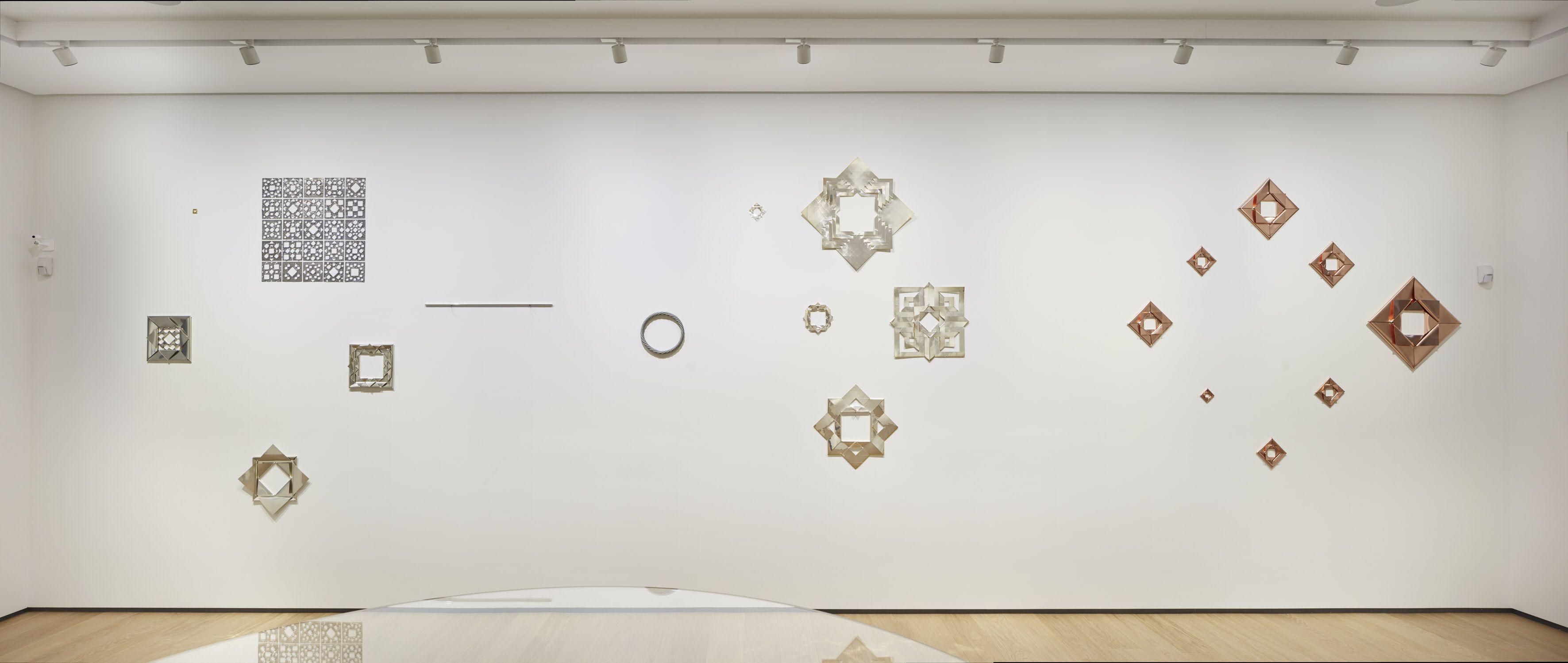 Continuo infinito presente - installation view #4