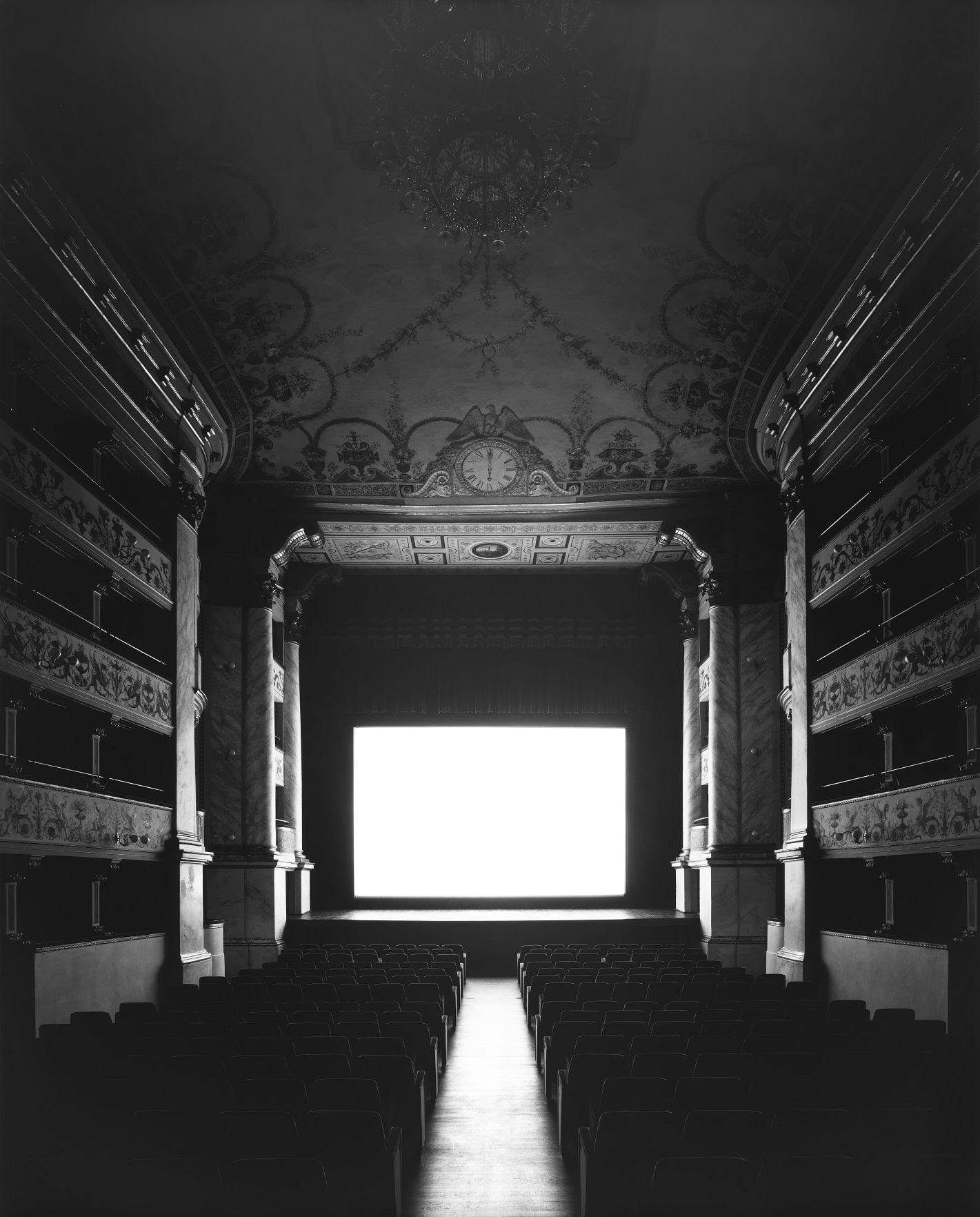 Hiroshi Sugimoto, Teatro Dei Rinnovati
