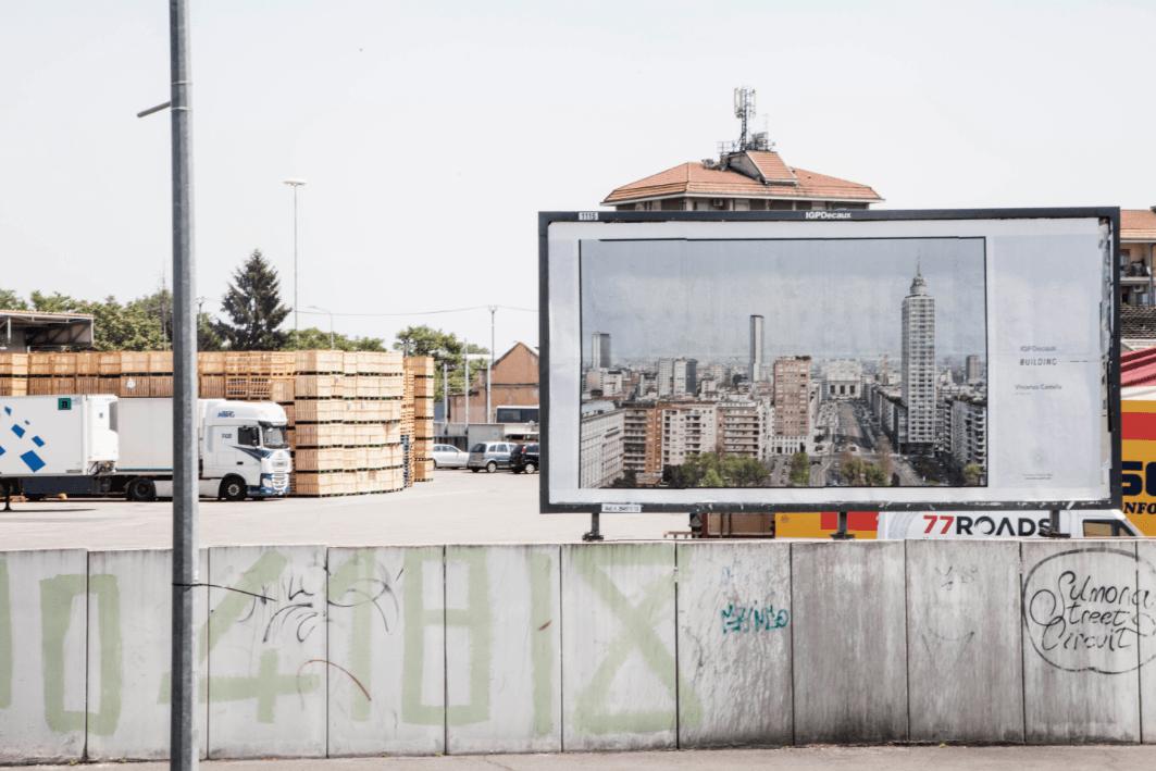 Intorno a Milano, dentro la città - con Vincenzo Castella / Around Milan, inside the city - with Vincenzo Castella
