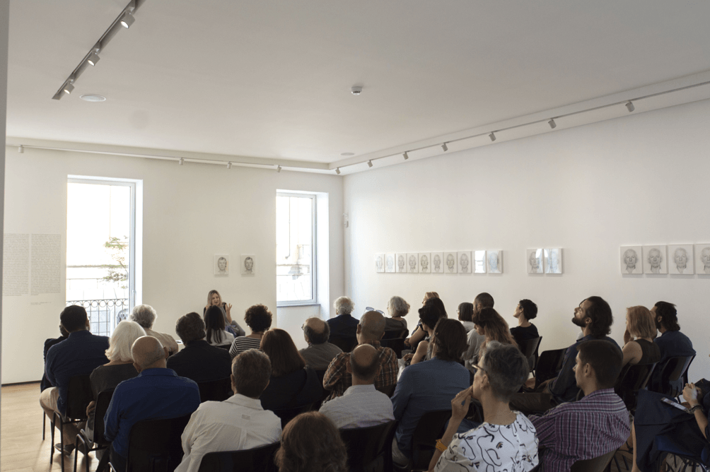 Lecture with Chiara Bertola