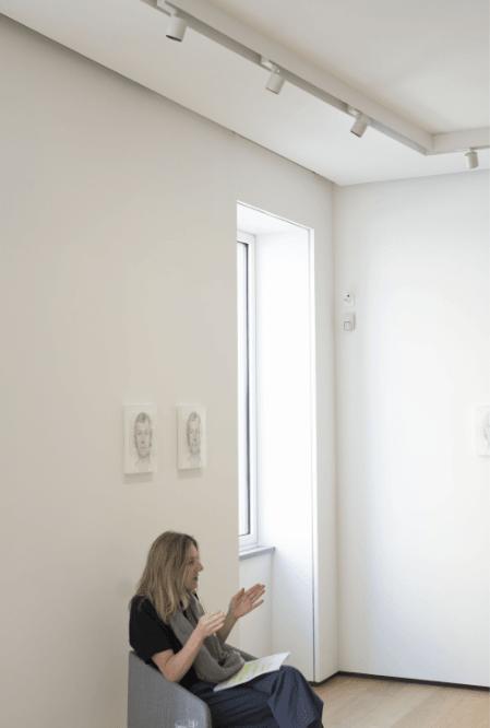 Lecture, Chiara Bertola