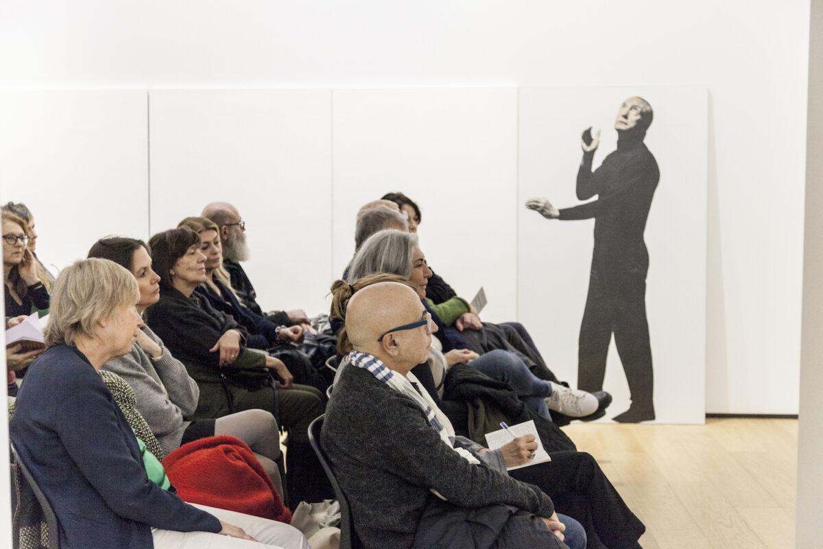 Talk - Autoritratti Ritratti, Scrivere