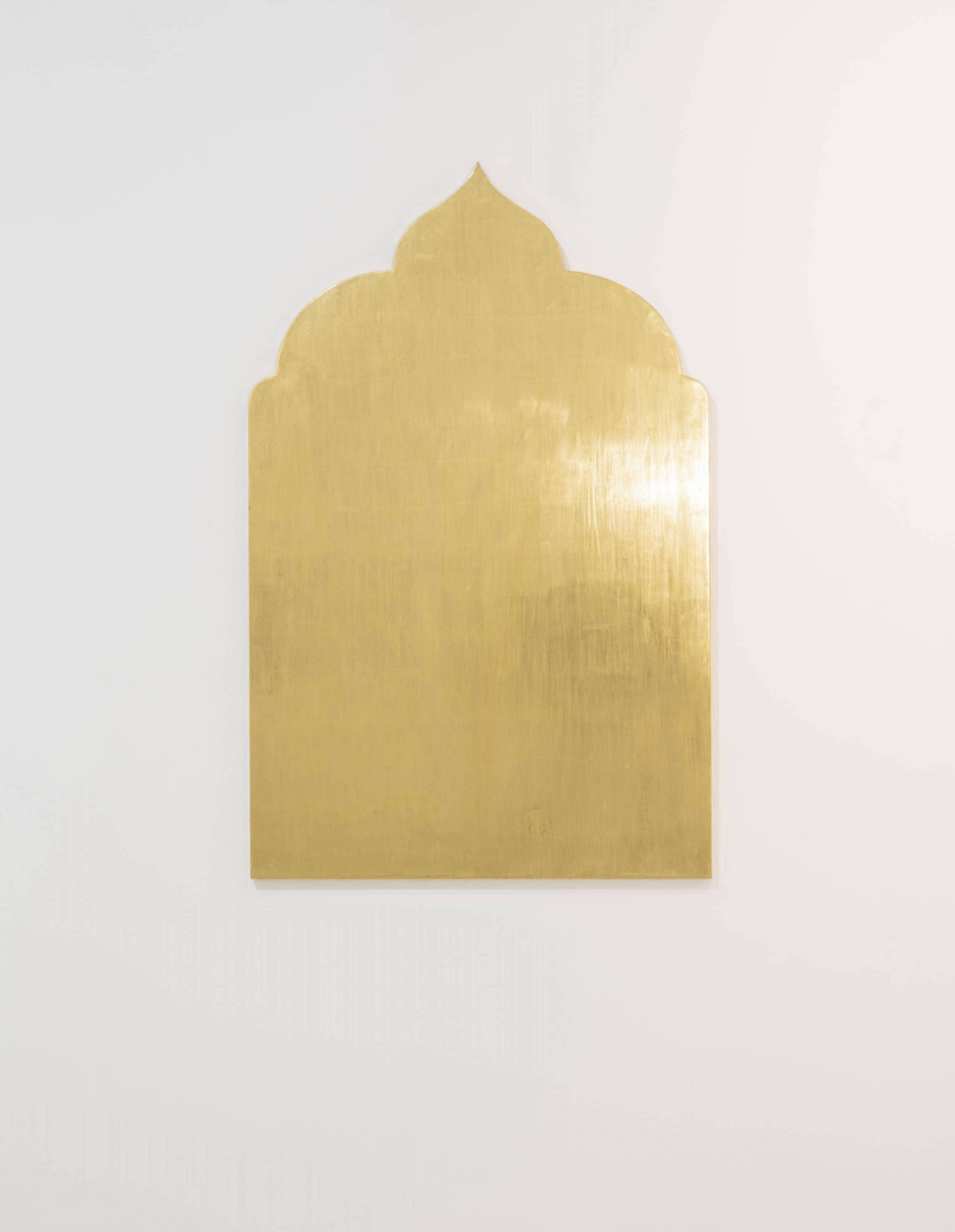 """""""La forma dell'oro"""", Paolo Canevari, """"Monumenti della Memoria (Golden Works)"""", 2019"""